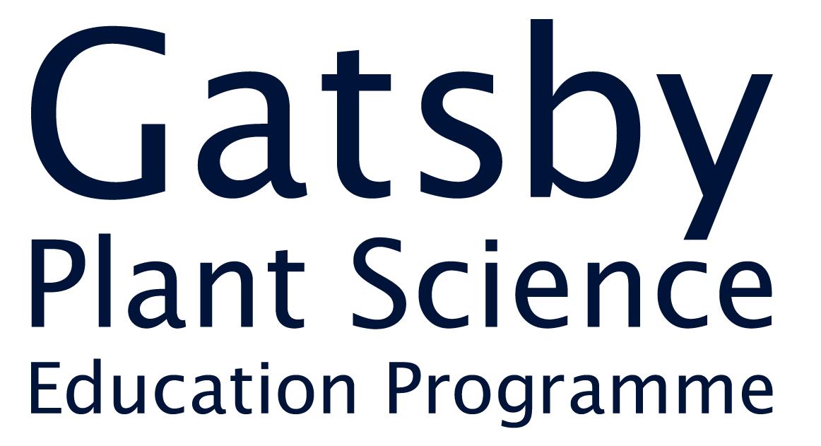 Gatsby Plant Science Education logo