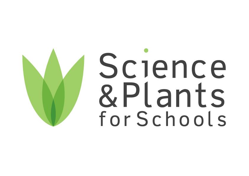 Science & Plants for Schools logo